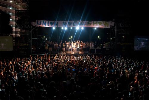 Union Rock Show