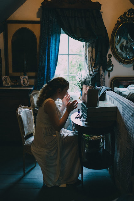 © Shooting éditorial My Wedding Bulle