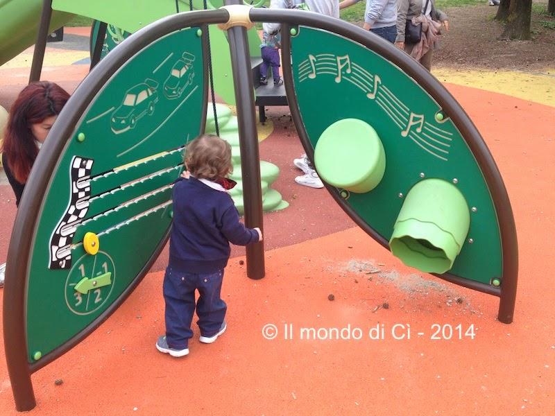 Parco giochi Lissone (MB)