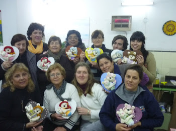 2do. Seminario de MUÑECOS SOFT