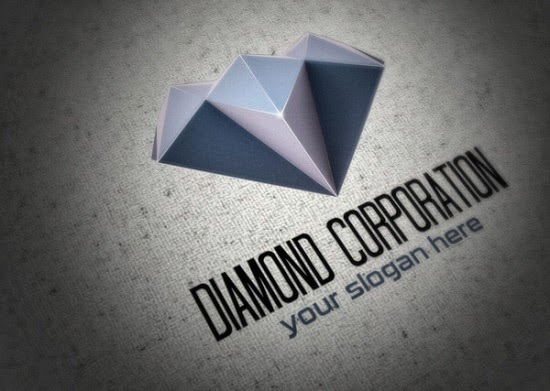 diamond corporation logo designs