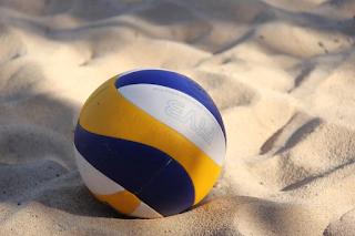 Aquecimento para o Voleibol de Praia