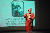 Sayembara Puisi MERDEKA - Johan KL