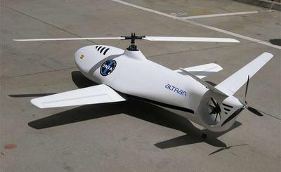 Proyecto HADA Helicoptero Adaptativo Avión UAV+HADA
