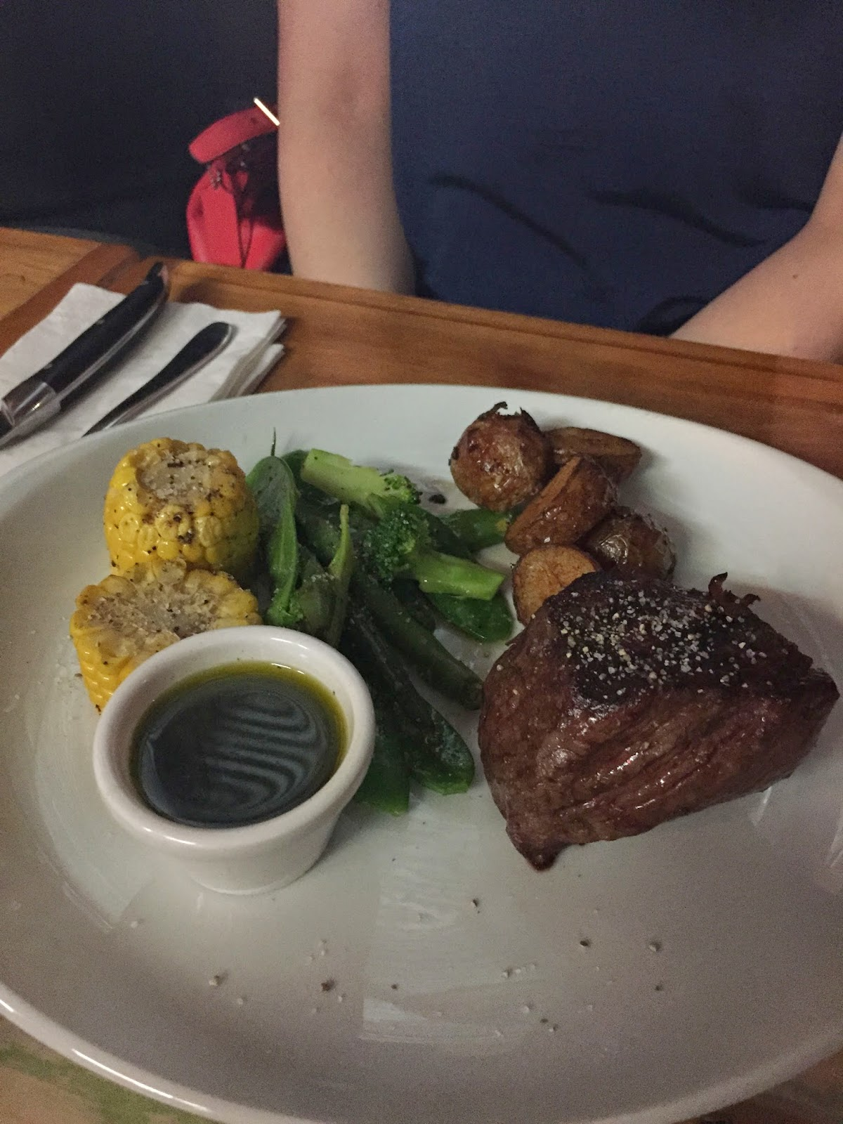 Eye Fillet London Porterhouse Cassie Cakes