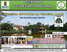 10.06.2017 - ENCONTRO DA TERCEIRA IDADE