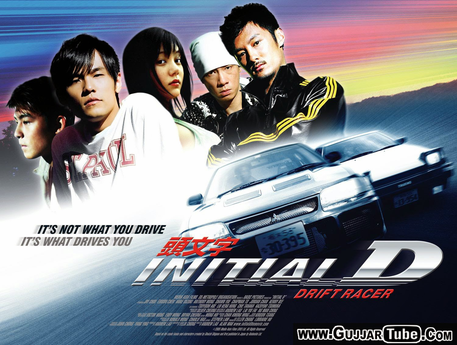 Initial D 2005 Hindi Dubbed Full Movie Watch Online HD ...