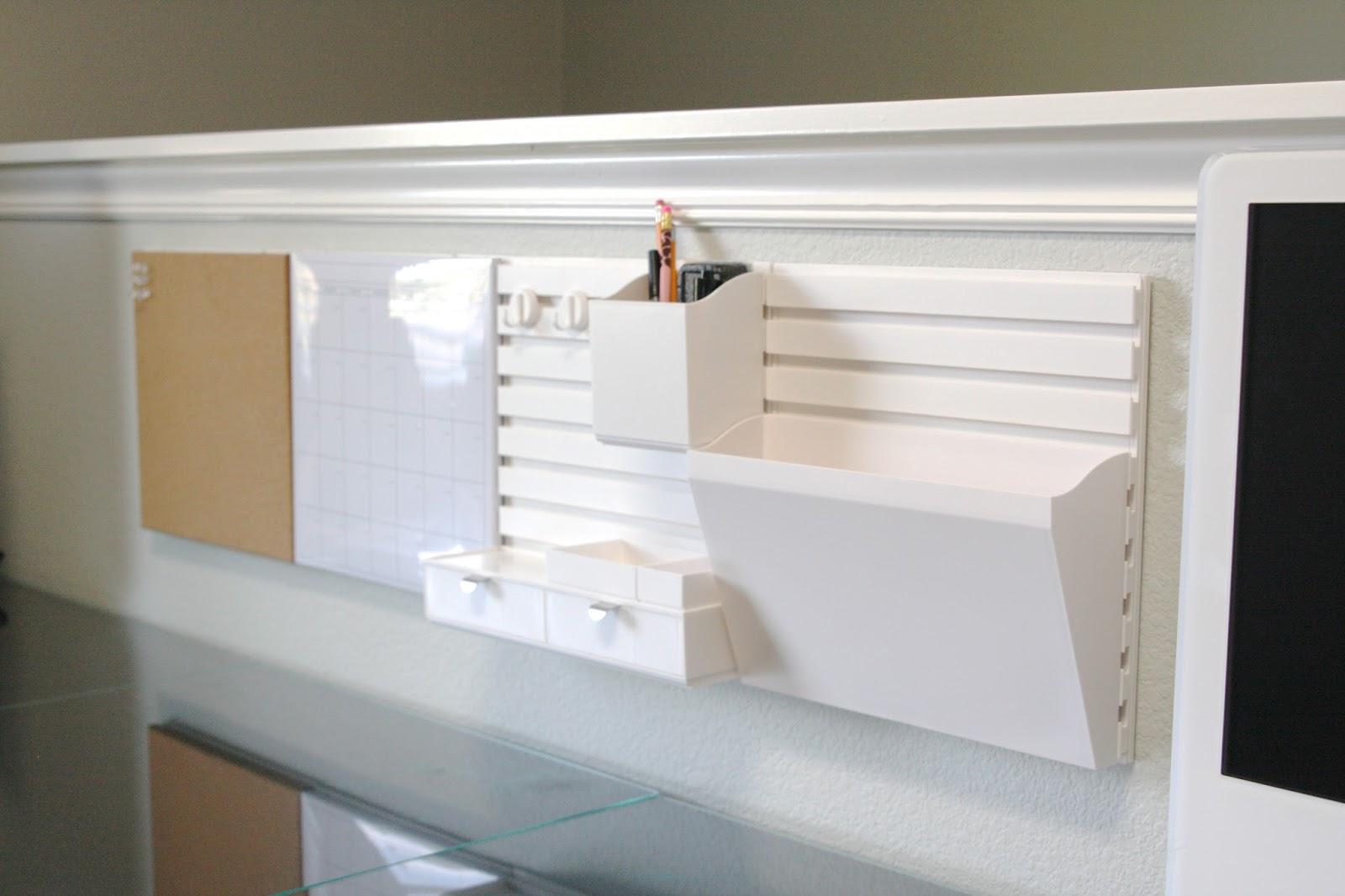 Organized Desktop - with Martha Stewart - simply organized