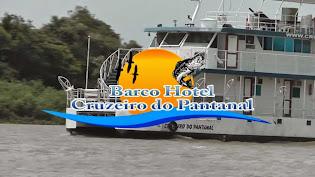BARCO HOTEL CRUZEIRO DO PANTANAL