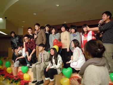 龜山教會演出教友