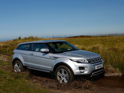 Range Rover Evoque Off Road Normal Resolution HD Wallpaper 6