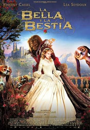 La Bella y La Bestia DVDRip Latino