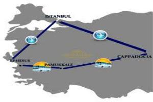Turismo na Turquia 2013: Istambul e Capadocia