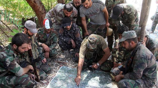 SIRIA: Ejército sirio continúa avanzando en la lucha contra grupos terroristas takfiris
