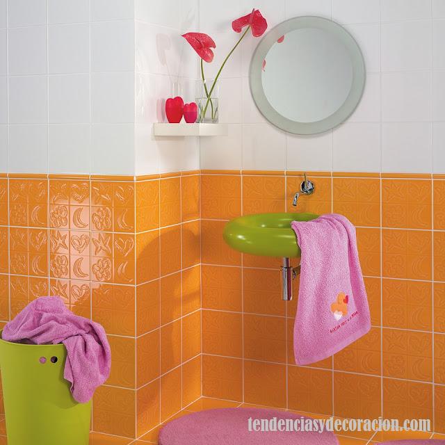 Decorar baños