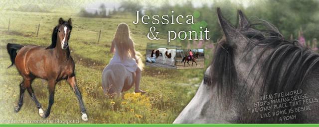 Jessica ja ponit♥