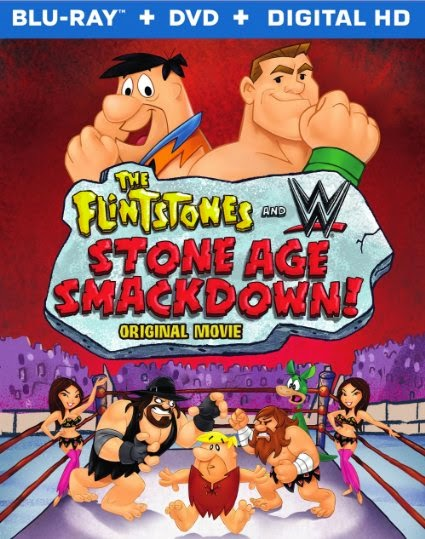 The Flintstones and WWE Stone Age Smackdown (2015) BluRay 1080p