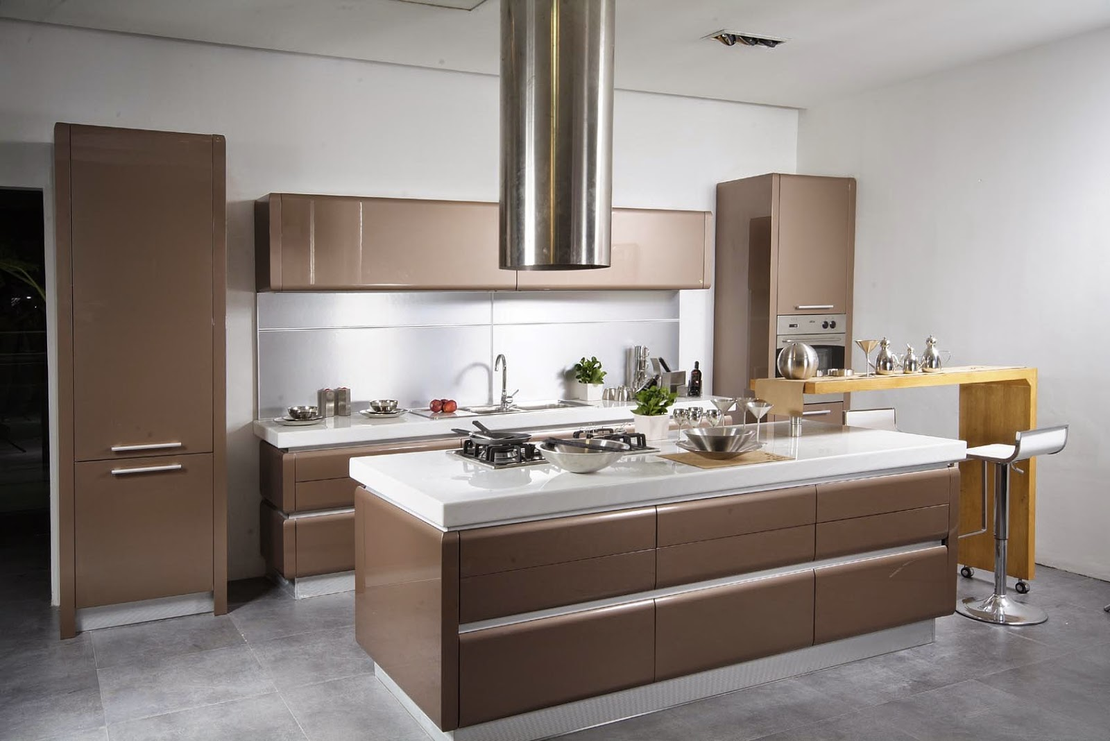 Cuisine design petite surface