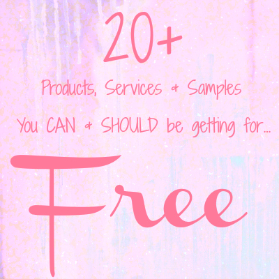 How To Get Products For Free 