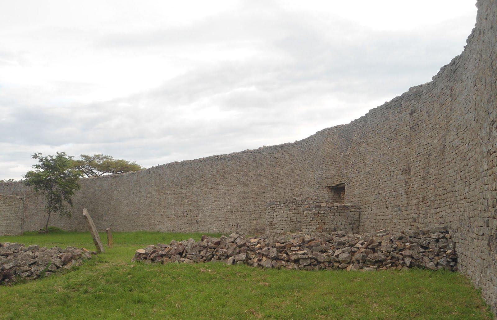 Alta muralha!