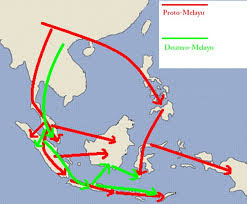 Proto_Melayu_Deutro Melayu_dan_Melanesoid