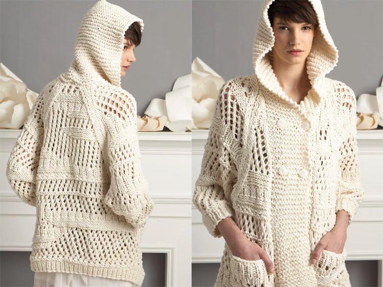 Samurai Knitter Vogue Knitting Springsummer 2011