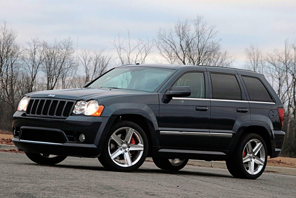 ... Performance Oriented Design, World Class Ride And Handling, Braking And  Race Inspired Interior Appointments   The 2012 Jeep Grand Cherokee SRT8 ...