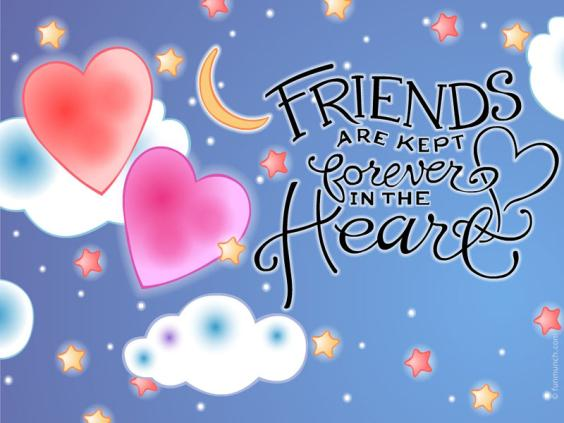 cute friendship quotes wallpapers. i love you friend quotes.