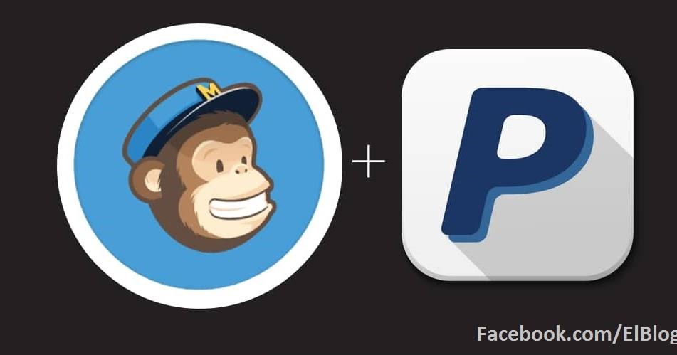 MAILCHIMP: Tarifas, formas de pago y conexión con PayPal ~ El Blog ...