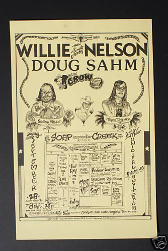 willie nelson essay