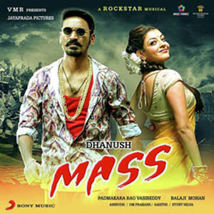 Dhanush Mass 2016 Movie Image, film pictures, photos, posters, cd covers, pics