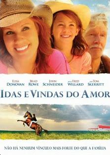 Capa do Filme Idas e Vindas do Amor
