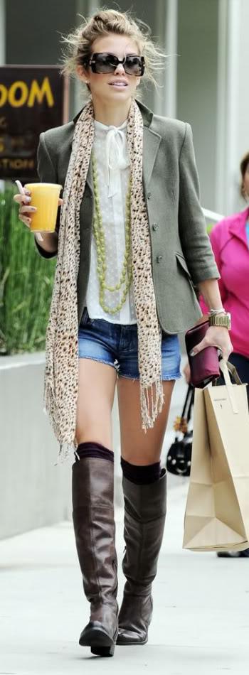 Style: Annalynne Mccord!