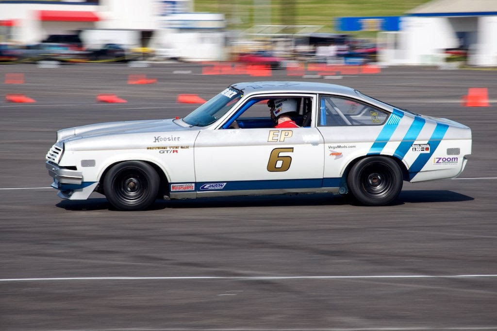 Daily Turismo: 5k: Track Rat: 1974 Chevrolet Vega Cosworth Twin-Cam