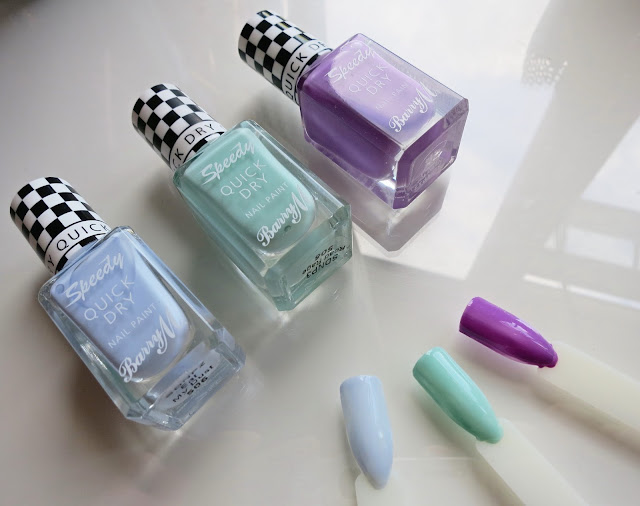 Barry M Speedy Quick Dry Nail Polish