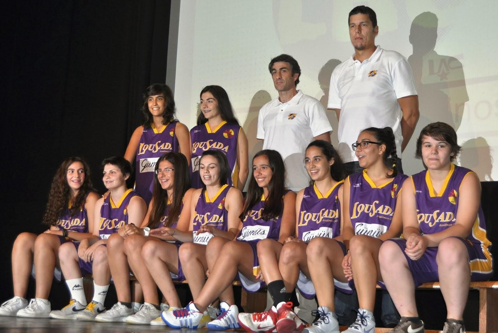 Juniores Femininos 2013-2014