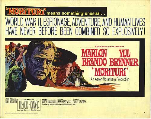 """""""Morituri"""" (1965)"""