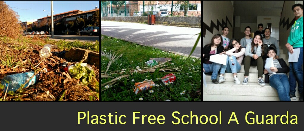 Plastic Free School A Guarda