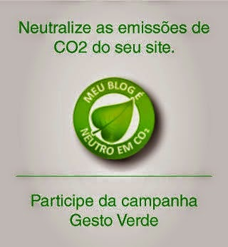 Neutralize the Carbon footprint of your blog