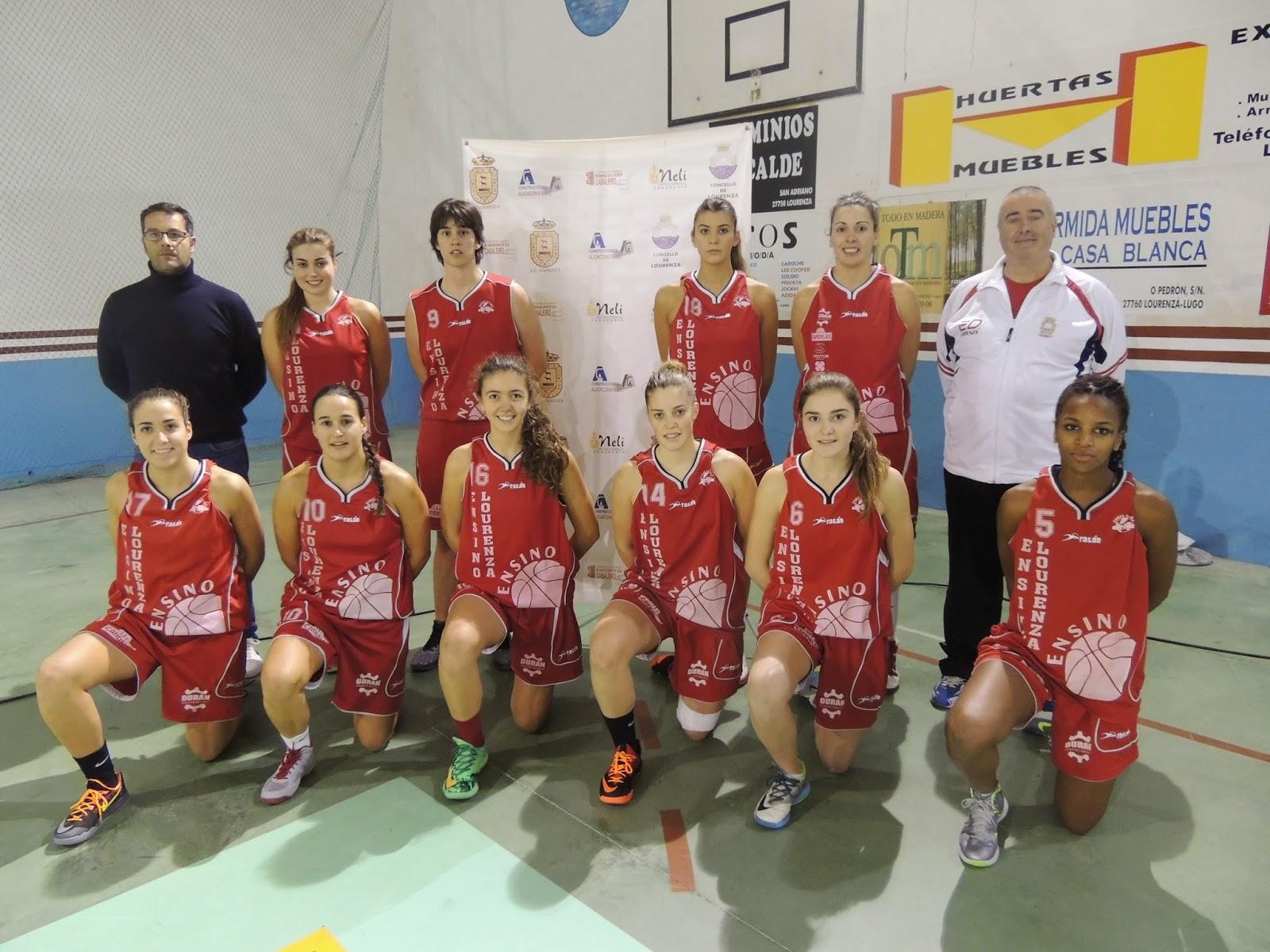 Escolas Deportivas Lourenz Conquistada Segovia U Segovia 54  # Muebles Huertas Lourenza