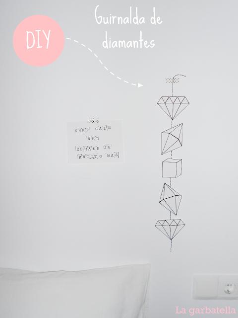 foto DIY geometrico