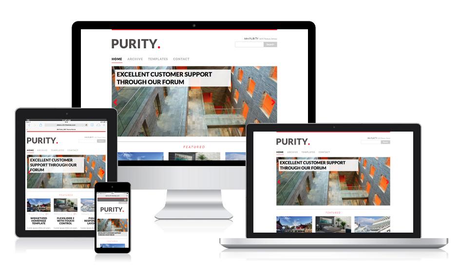 MH Purity WordPress Theme - Tema WP Simple SEO Fast Loading ...