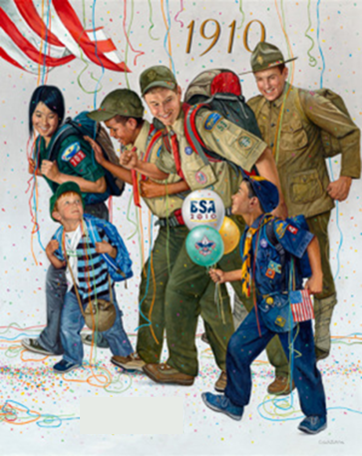 boy scouts of america The mission of the middle tennessee council, boy scouts of america is to prepare young people to make ethical and moral choices over their lifetime by instilling in them the values of the scout oath and law.