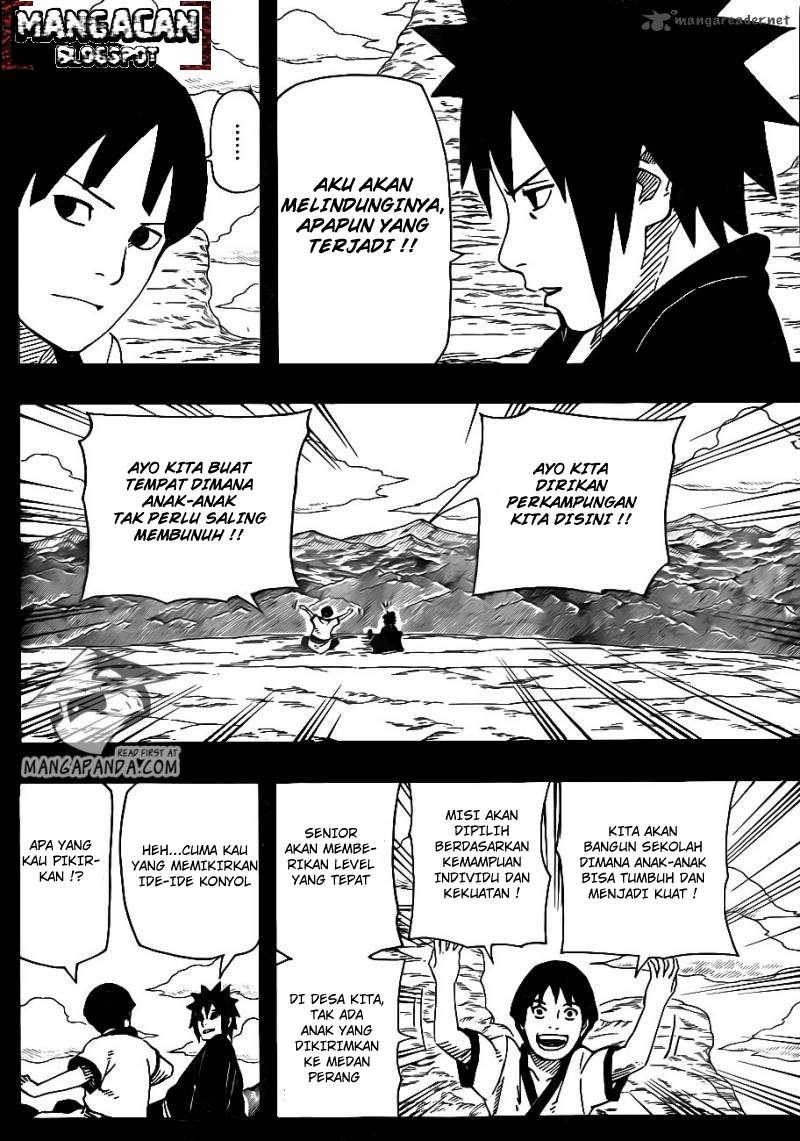 Komik naruto 623 - Pandangan 624 Indonesia naruto 623 - Pandangan Terbaru 7|Baca Manga Komik Indonesia|Mangacan
