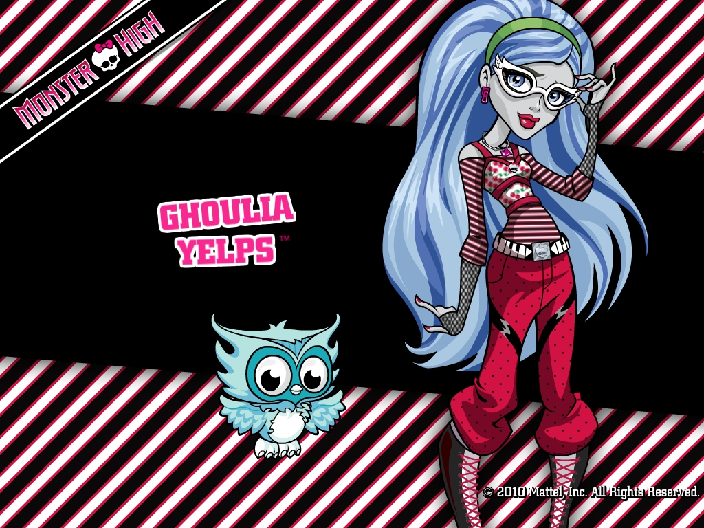 MONSTER HIGH VENEZUELA