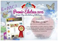 PREMIO EDUTECA 2015