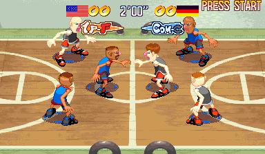 Capcom Sports Club arcade videojuego descargar gratis