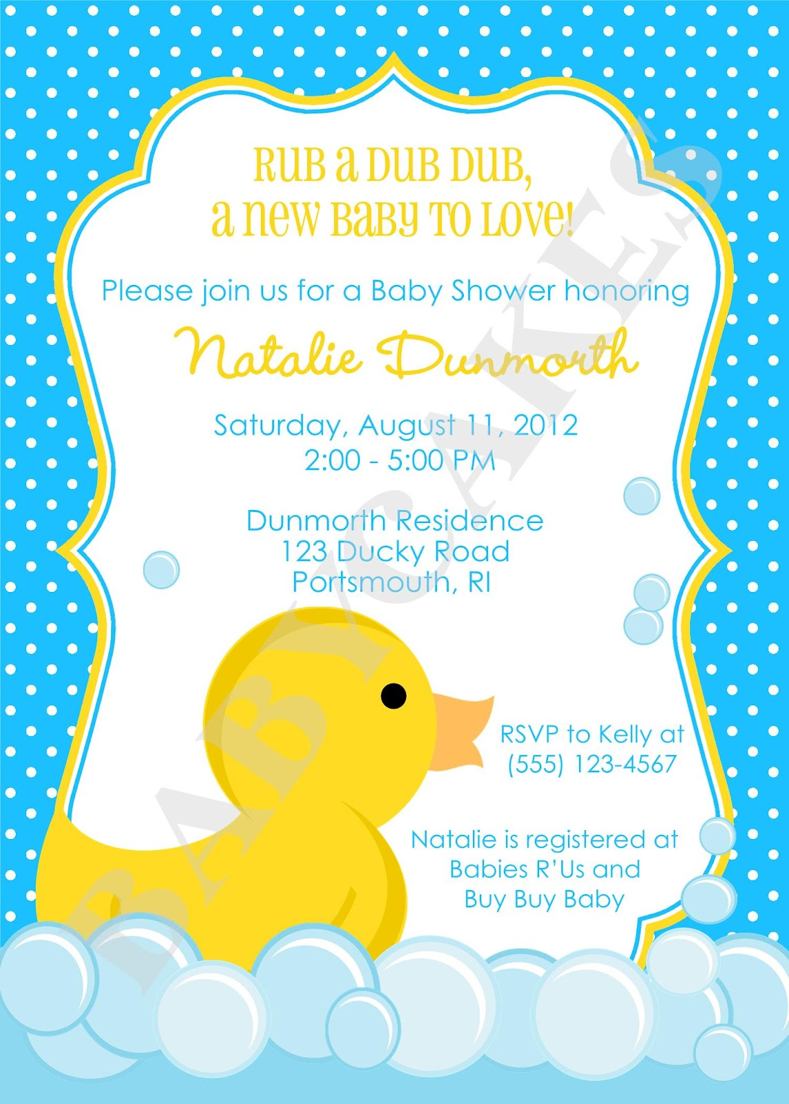 ducky baby shower invitations rubber ducky baby shower invitations