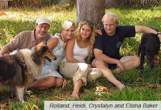 Heidi baker's Family