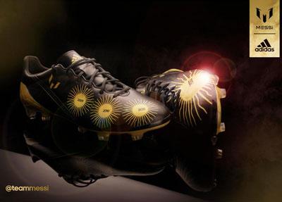 botas Messi Balones de Oro